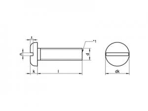 DIN-85 ISO-1580