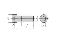 Tornillo DIN 912 ISO-4762