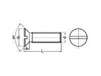 Tornillo DIN 963-ISO-2009