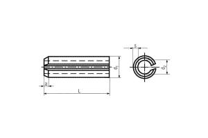DIN1481-ISO8752