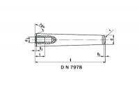 DIN7978-8736